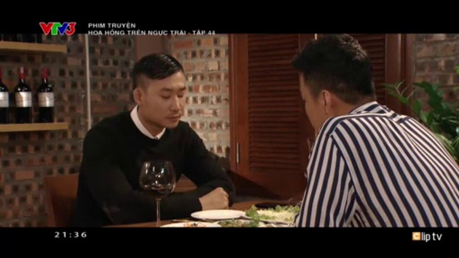 Hoa Hồng Trên Ngực Trái Tập 44 - Ngày 2-1-2020 - Phim Việt Nam VTV3