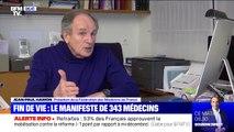 """""""On n'a pas toujours respecté strictement la loi"""": le Dr Jean-Paul Hamon lance un manifeste de 343 médecins en soutien au généraliste accusé d'euthanasie"""
