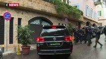 Mystère autour de l'arrivée de Carlos Ghosn à Beyrouth