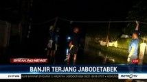 Tim Gabungan Lakukan Patroli Malam di Kawasan Ciledug Indah