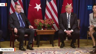 Trump Warns Erdogan: 'Foreign Interference In Complicating' Libya Situation
