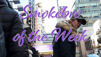 Smokebro Of The Week: Broadway Star Edition