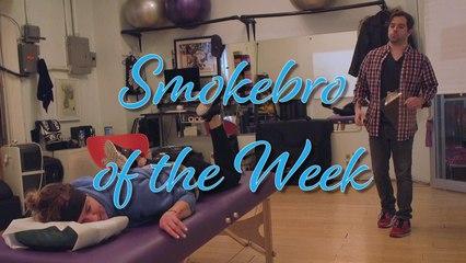 Smokebro Of The Week: Total Snack Crackin' Backs