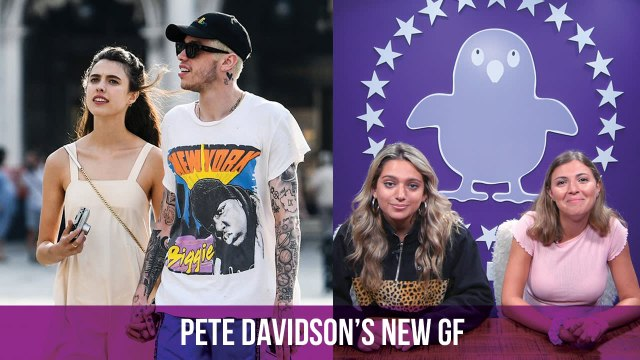 Pete Davidson Is Off The Market And Dating 'Once Upon A Time In Hollywood' Star Margaret Qualley