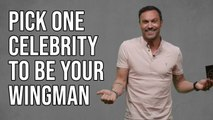 Who Is The One Celebrity You'd Want To Be Your Wingman At The Bar? Brian Austin Green Answers The Internet