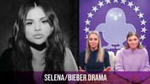 Hailey Bieber Allegedly Responds To Selena Gomez's Song About Justin Bieber
