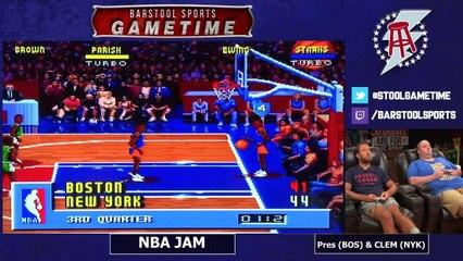 Broken Hearts And Boomshakalakas: A Recap Of The First Ever Barstool NBA Jam Tournament