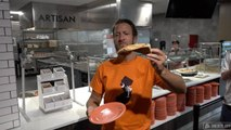 Barstool Pizza Review - Core Dining Hall (Clemson University)