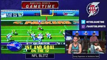 Barstool Gametime With Young Pageviews And Hank Almost Coming To Blows Over NFL Blitz