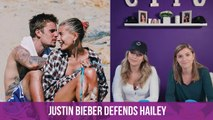 Justin Bieber Says To Stop Sending Messages About Selena Gomez To Hailey Bieber