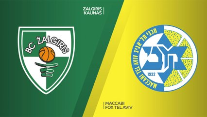 EuroLeague 2019-20 Highlights Regular Season Round 17 video: Zalgiris 73-68 Maccabi