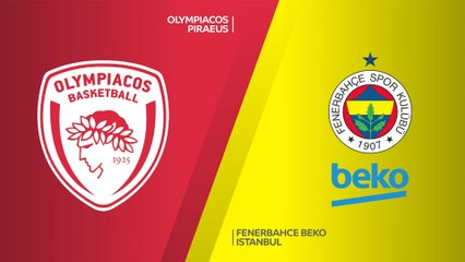 EuroLeague 2019-20 Highlights Regular Season Round 17 video: Olympiacos 87-96 Fenerbahce