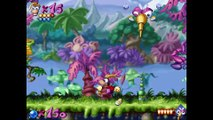 MortaLet's Play - Rayman Redemption Gameplay Demo [Partie 2 : Le Lagon de l'Angoisse]