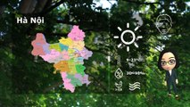 03/01/2020 Vietnam weather forecast