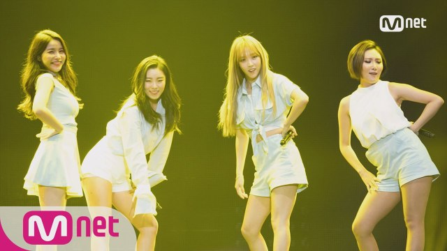 [KCON 2016 NY×M COUNTDOWN] 마마무 (MAMAMOO) _ 넌 is 뭔들 (You're the best)