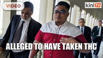 Mat Sabu's son ordered to enter defence over drug charge
