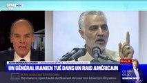Un puissant général iranien tué sur ordre de Donald Trump lors d'un bombardement en Irak