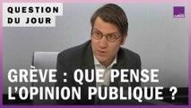 L'opinion publique française est-elle toujours favorable aux grèves ?