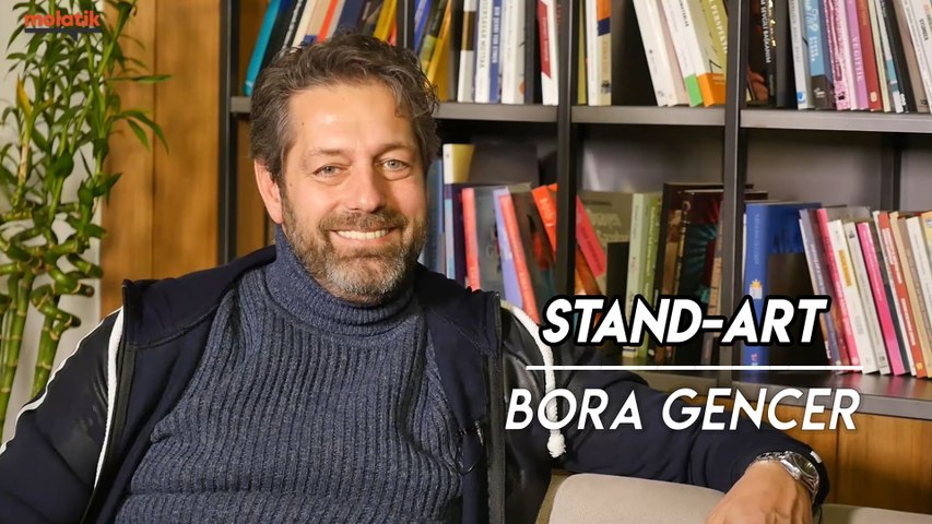 Bora Gencer   STAND-ART
