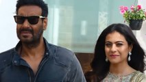 Ajay Devgn And Kajol promote their upcoming movie Tanhaji The Unsung Warrior