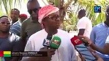 """Voici la """"bombe"""" du  Nouveau Président de la Guinée Bissau  contre Alpha Condé"""