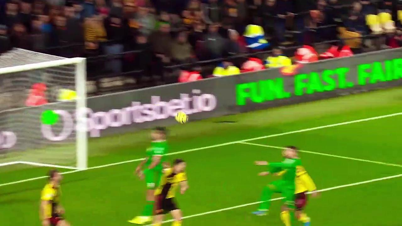 Premier League'de 21. Haftanın En Güzel Kurtarışları (2019/20)
