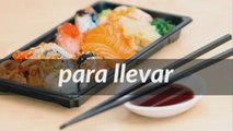 "Fundéu BBVA  ""para llevar"", alternativa a ""take out"" y ""take away"""