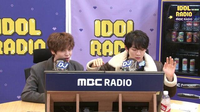 [IDOL RADIO] SEVENOCLOCK HANGYEOM,HINAPIA YEBIN,OnlyOneOf Yoojung,JxR BAEKJIN~♬♪