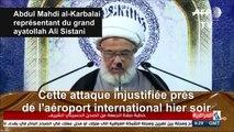 """Soleimani tué dans un raid américain: """"attaque injustifiée"""" pour le grand ayatollah irakien Sistani"""