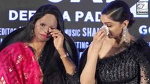 Deepika Padukone And Laxmi Agarwal CRY At Song Launch Of Chhapaak
