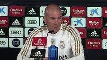 Zinedine Zidane confirma que Eden Hazard está descartado para la Supercopa de España