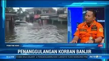 36 Tim Basarnas Disiagakan di Titik Banjir