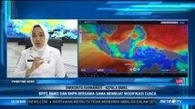 BMKG: Besok, Aliran Udara Basah Masuk ke Indonesia