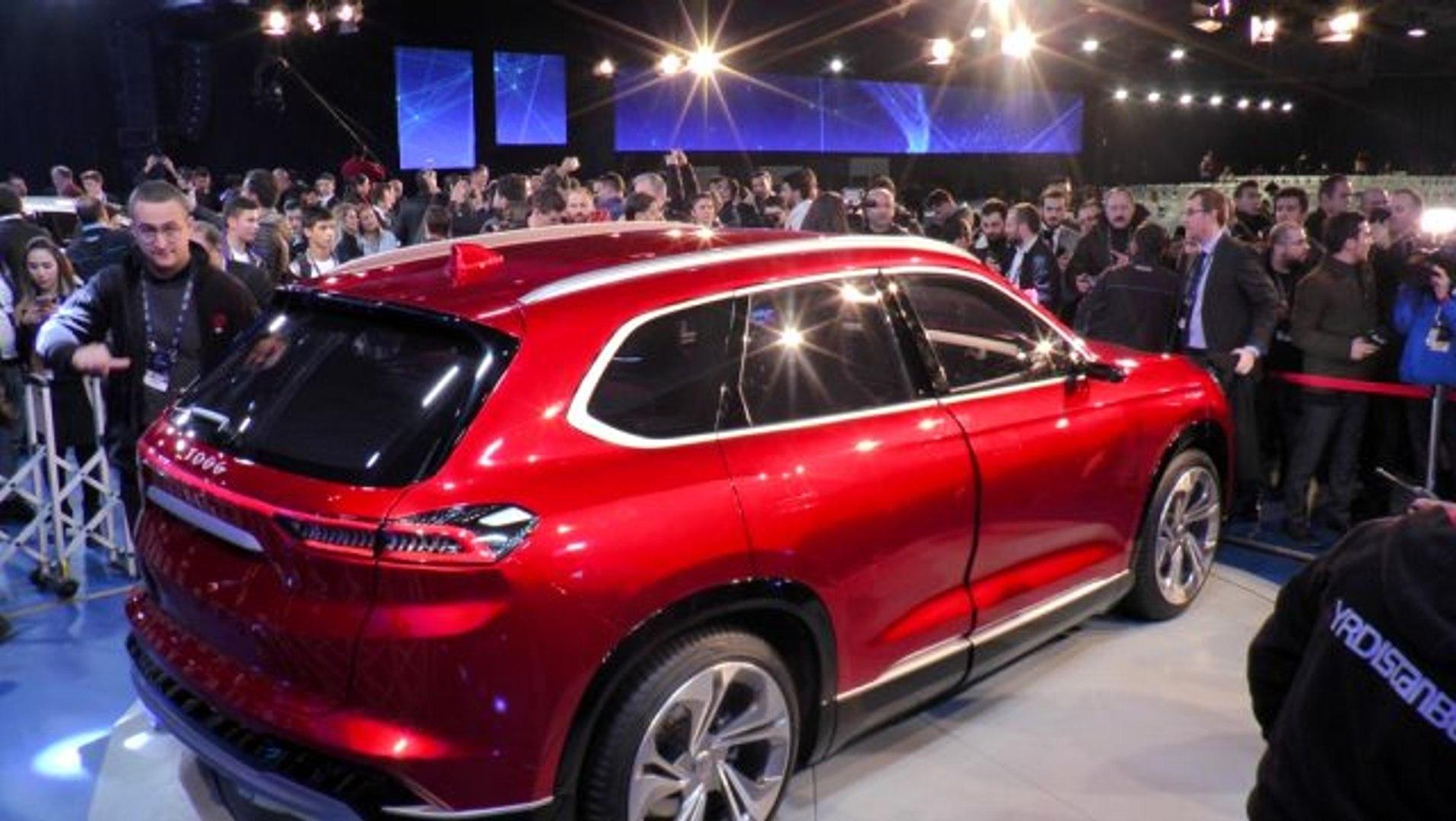 TOGG, yerli otomobilin markalaşma süreciyle ilgili bir video yayınladı
