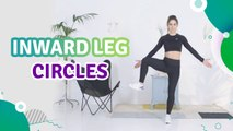Inward leg circles - Fit People