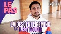 LE PAS : B-Boy Mounir explique comment il réalise son pas signature