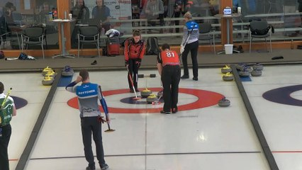 Qualico Mixed Doubles Perret/Rios (SUI) vs Sauder/Bottcher (Can)