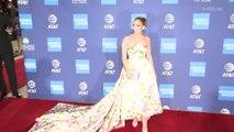 Jennifer Lopez Arrival at 31st Annual Palm Springs International Film Awards Gala