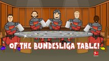 Knights Of Bundesliga Table by 442oons