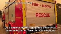 Incendies en Australie: témoignage d'un habitant du lac Conjola