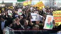 Assassinat de Qassem Soleimani : vives tensions entre les États-Unis et l'Iran