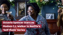 Octavia Spencer Is Madam CJ Walker