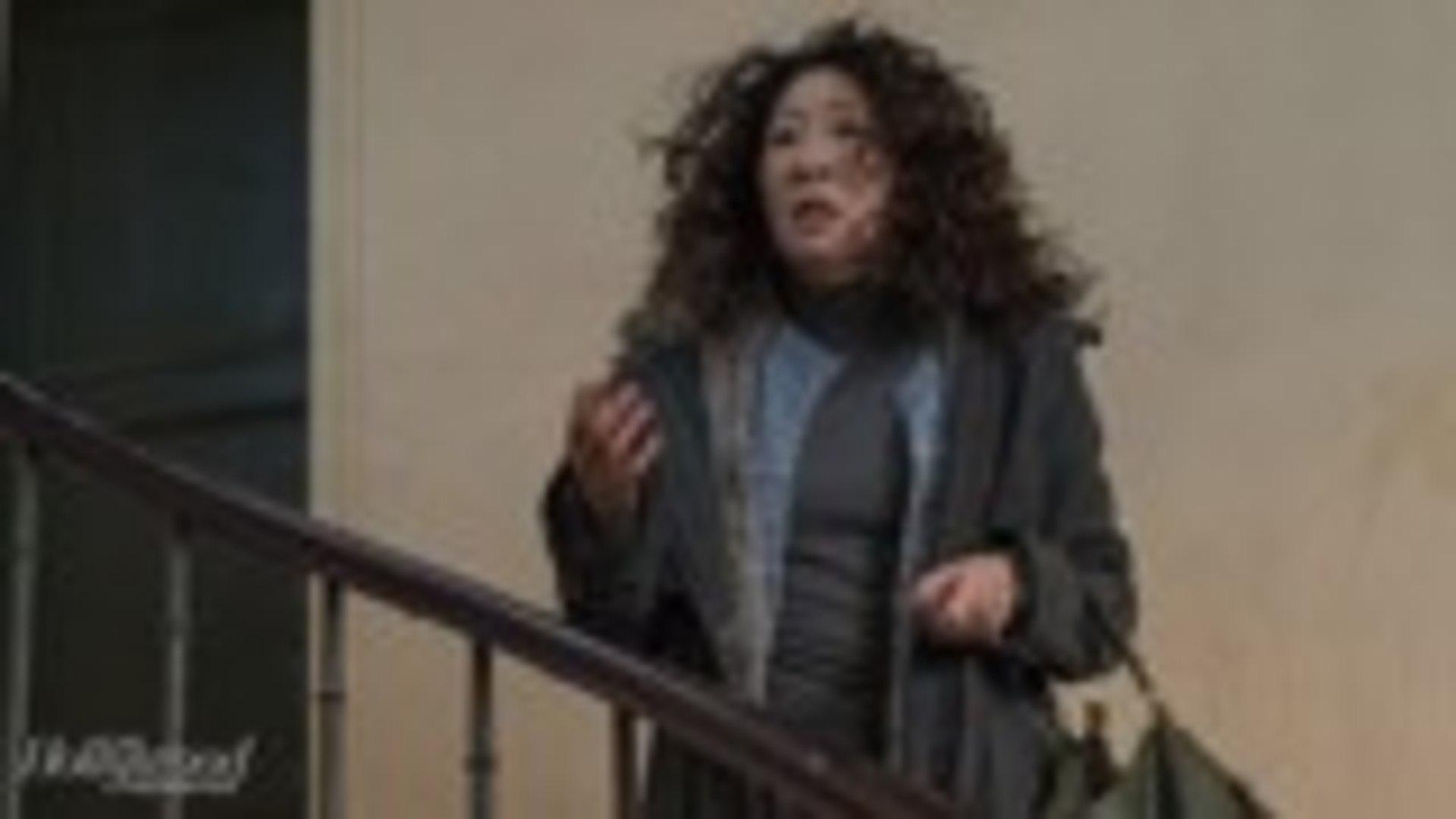 BBC America Renews 'Killing Eve' for Season 4 | THR News