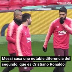 El goleador de la década es Messi: Su voracidad no tiene fin