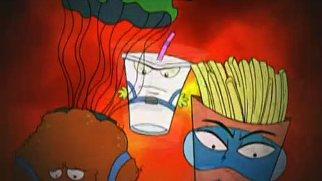 Aqua Teen Hunger Force S02E04 Super Computer