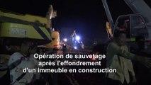 Cambodge: l'opération de sauvetage se poursuit après l'effondrement d'un immeuble