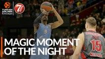 7DAYS Magic Moment of the Night: Austin Hollins, Zenit St Petersburg