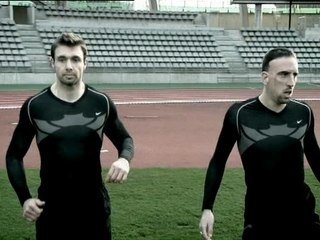Nike Ribéry vs Clerc 1