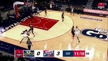 Ben Moore Posts 15 points & 12 rebounds vs. Capital City Go-Go