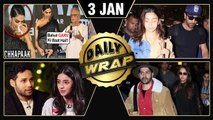 Ranbir PROTECTS Alia, Deepika CRYING With Laxmi, Siddhant INSULTS Ananya | Top 10 News